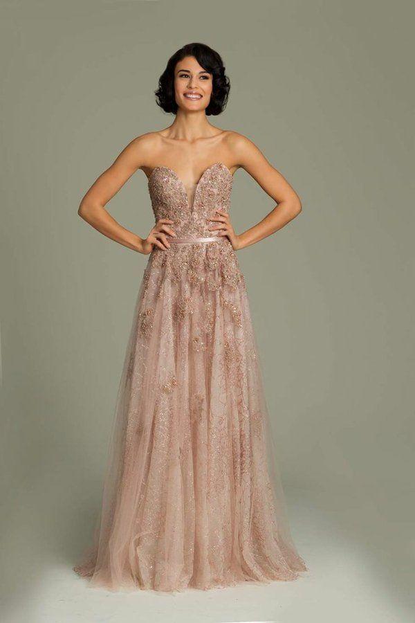 50 Lange Abendkleider Immer Hoch In Mode Sein Abendkleid Abendkleid Altrosa Und Langes Abendkleid