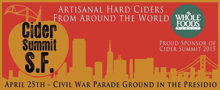 Cider Summit SF - Event Info | Looks like fun!