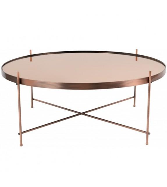 Table Basse En Cuivre Side Table Cupid Xxl Copper Zuiver Avec Images Table Basse En Cuivre Table Basse Table Basse Salon