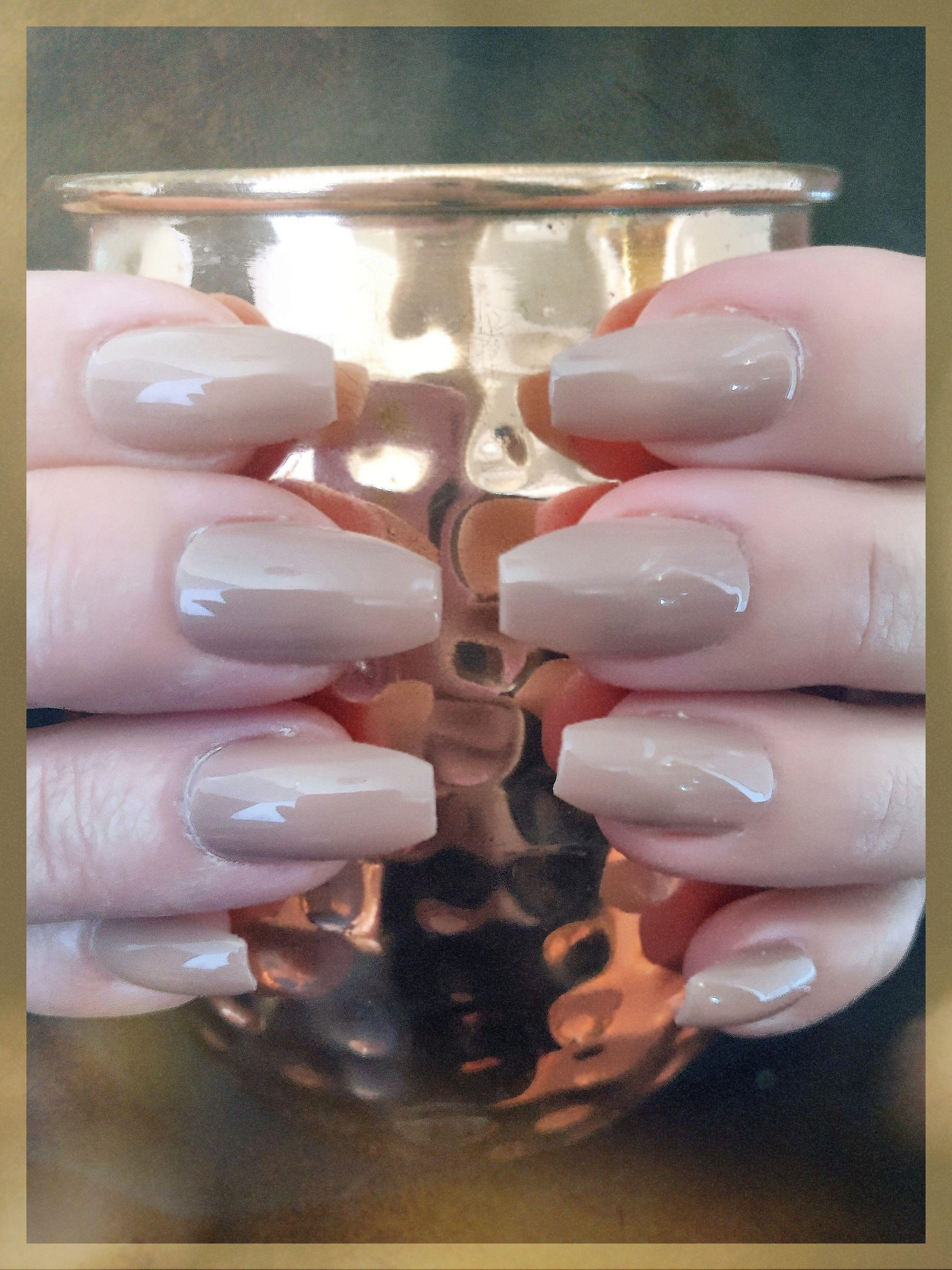 Beige Natural Nail Polish Nail Lacquer Tawny in 2020