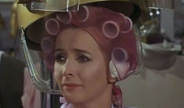 Millicent Martin Scene TV Series From a Birds Eye View ...