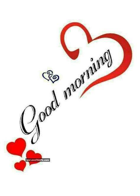 Schönen guten Morgen mein Schatz 😘😘😘