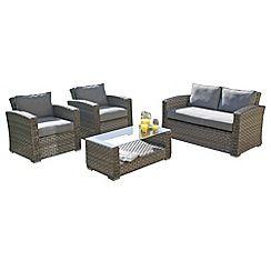 garden furniture rattan wood metal at. Black Bedroom Furniture Sets. Home Design Ideas