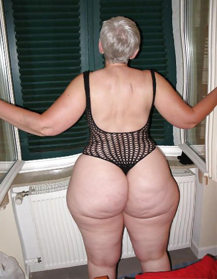 Hot older women with fat ass