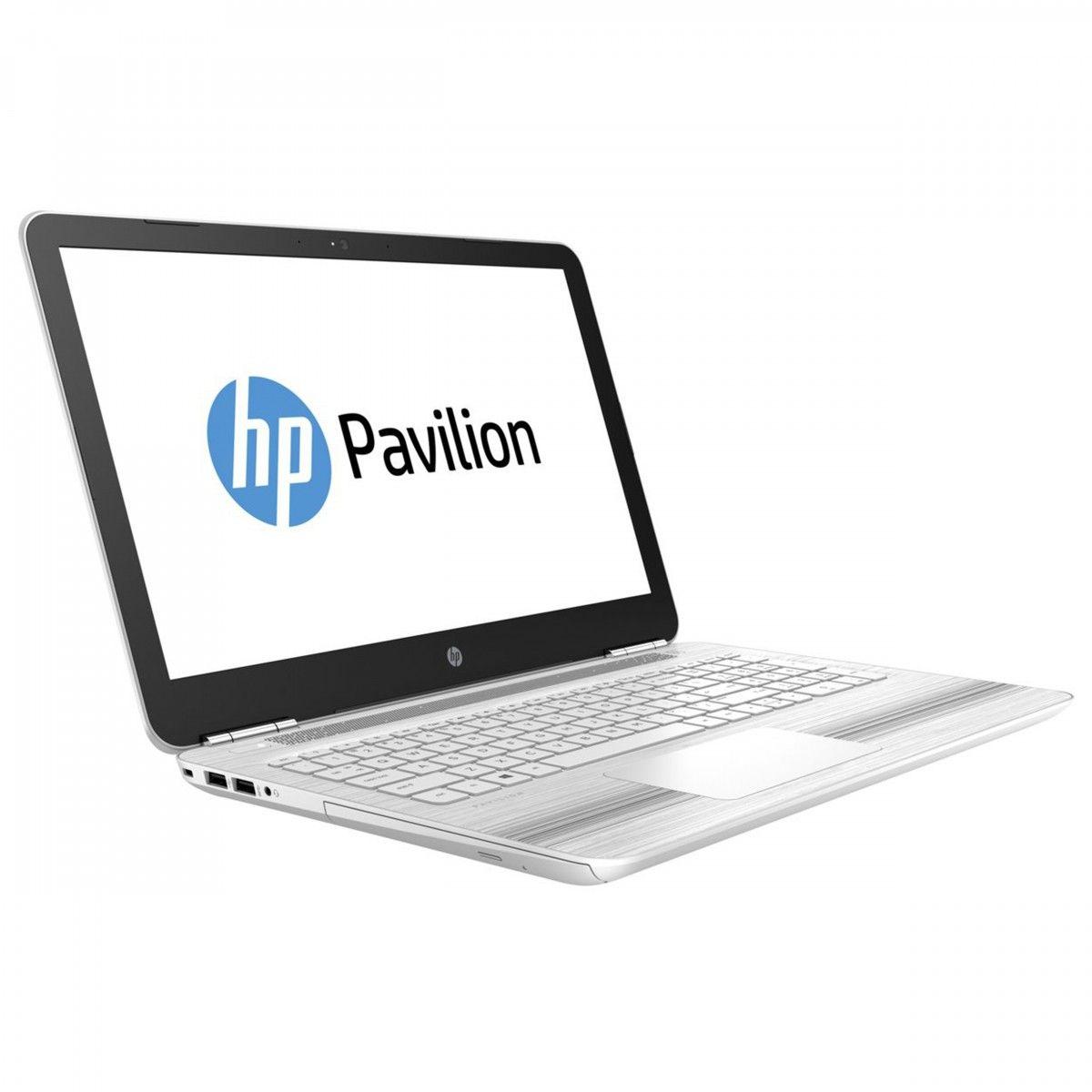 HP Pavilion NoteBook PC 15-au171sa (Core-i3 7th Gen, 8GB DDR4 RAM