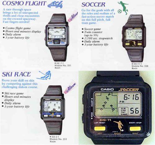 0bfa685d8f95 Reloj Calculadora Casio negro Retro