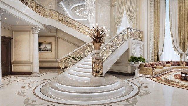 Chic Villa Interior Design Beautiful Houses Interior Luxury Plan Interior Design