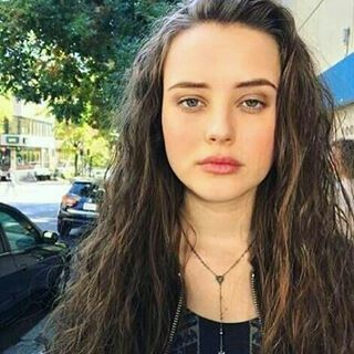 Hannah Baker Thirteen reasons why, Langford, Celebrities
