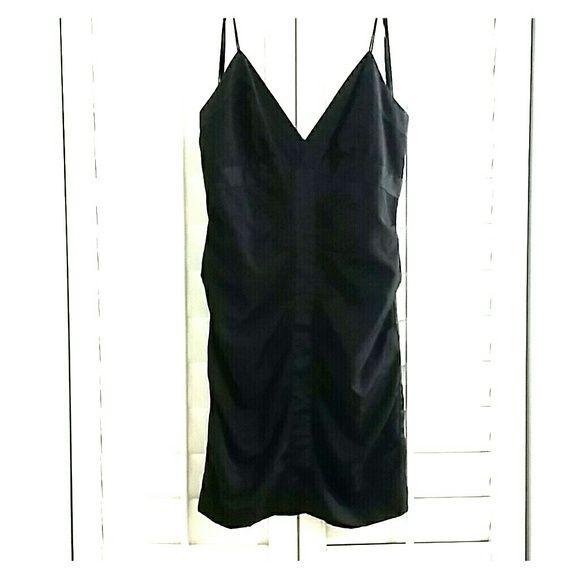 Calvin Klein Black Dress Calvin Klein Black Dress. Very good condition. Size=medium Calvin Klein Dresses