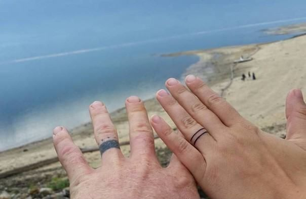 78 Wedding Ring Tattoos Done To Symbolize Your Love Ring