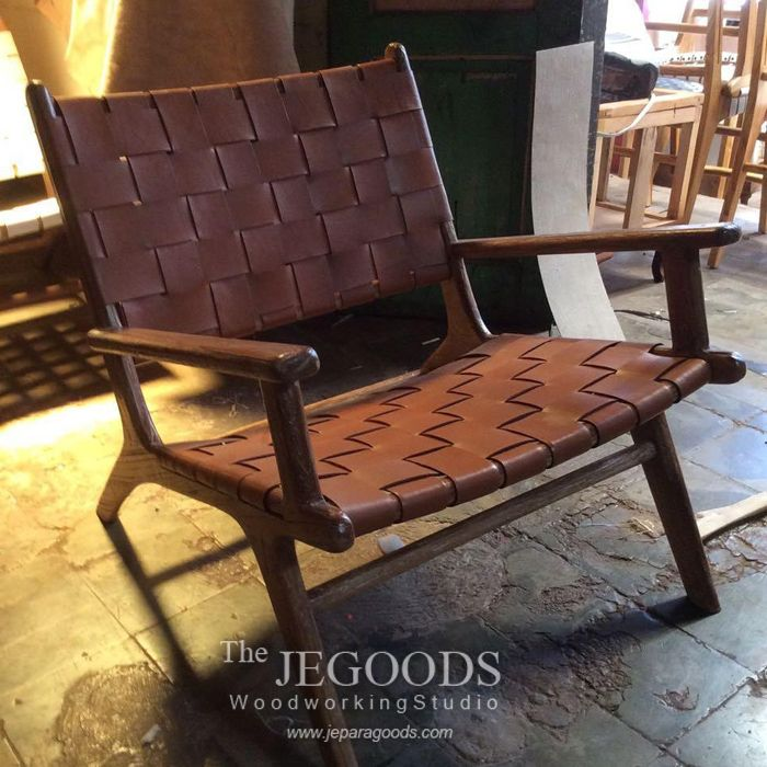 Teak Leather Chair Scandinavian Vintage Scandinavian Furniture Furniture Studio Furniture