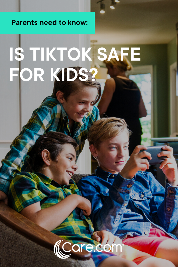 Is Tiktok Safe For Kids What Parents Need To Know About The App Kids Safe Social Media Video Kids App