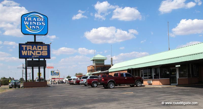 Route 66 Motels And Historic Hotels
