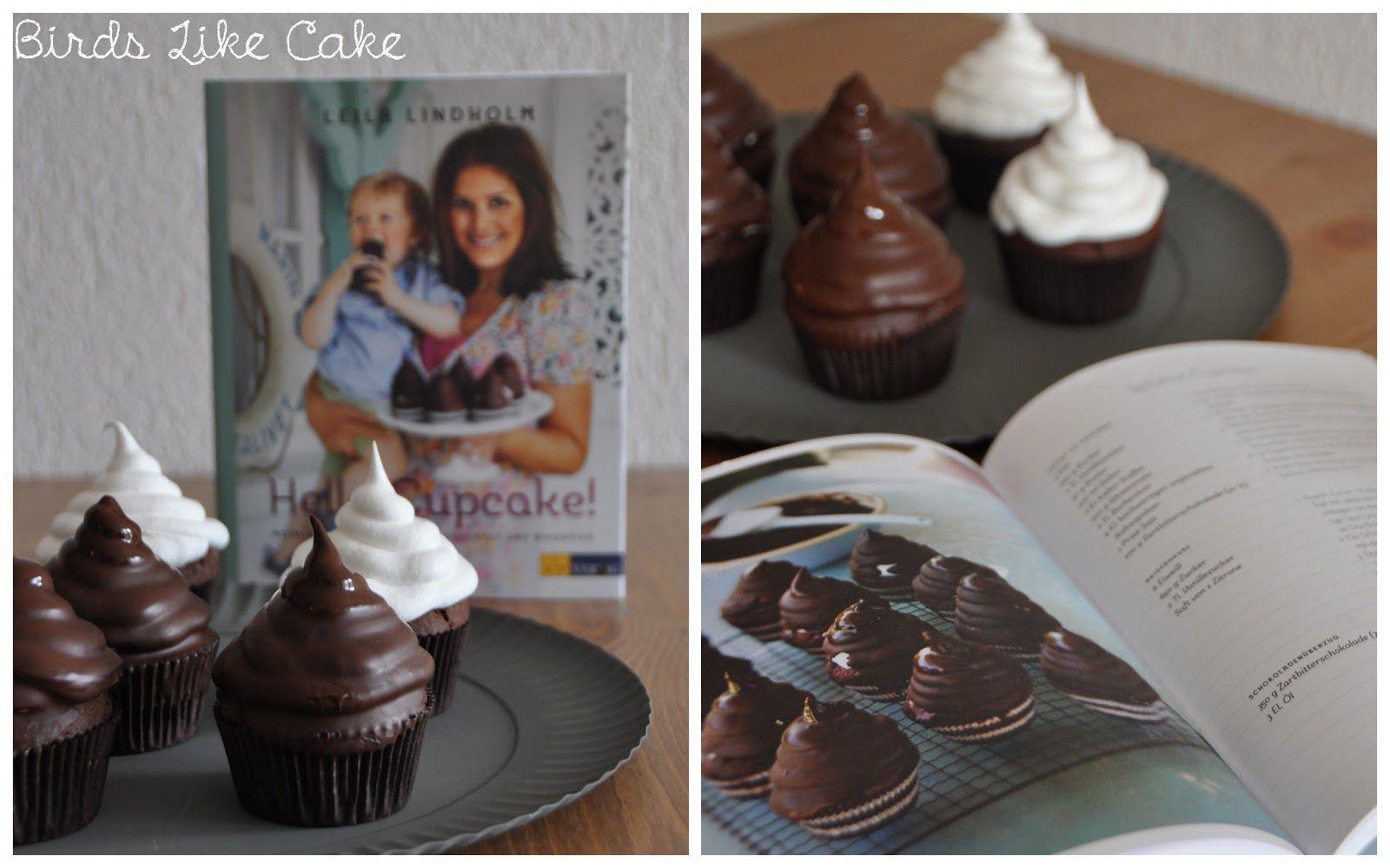 """Spitzhut-Cupcakes von """"Birds Like Cake"""" und Leila Lindholm"""