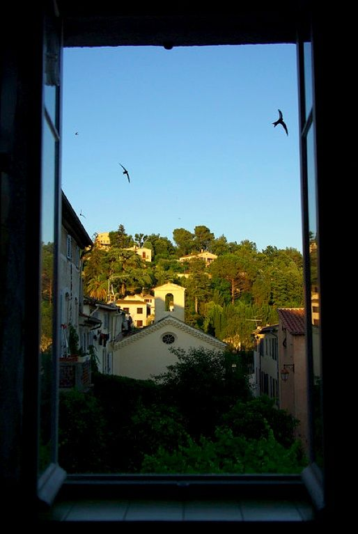 At home in Valbonne, Provence by © Enrico Molino