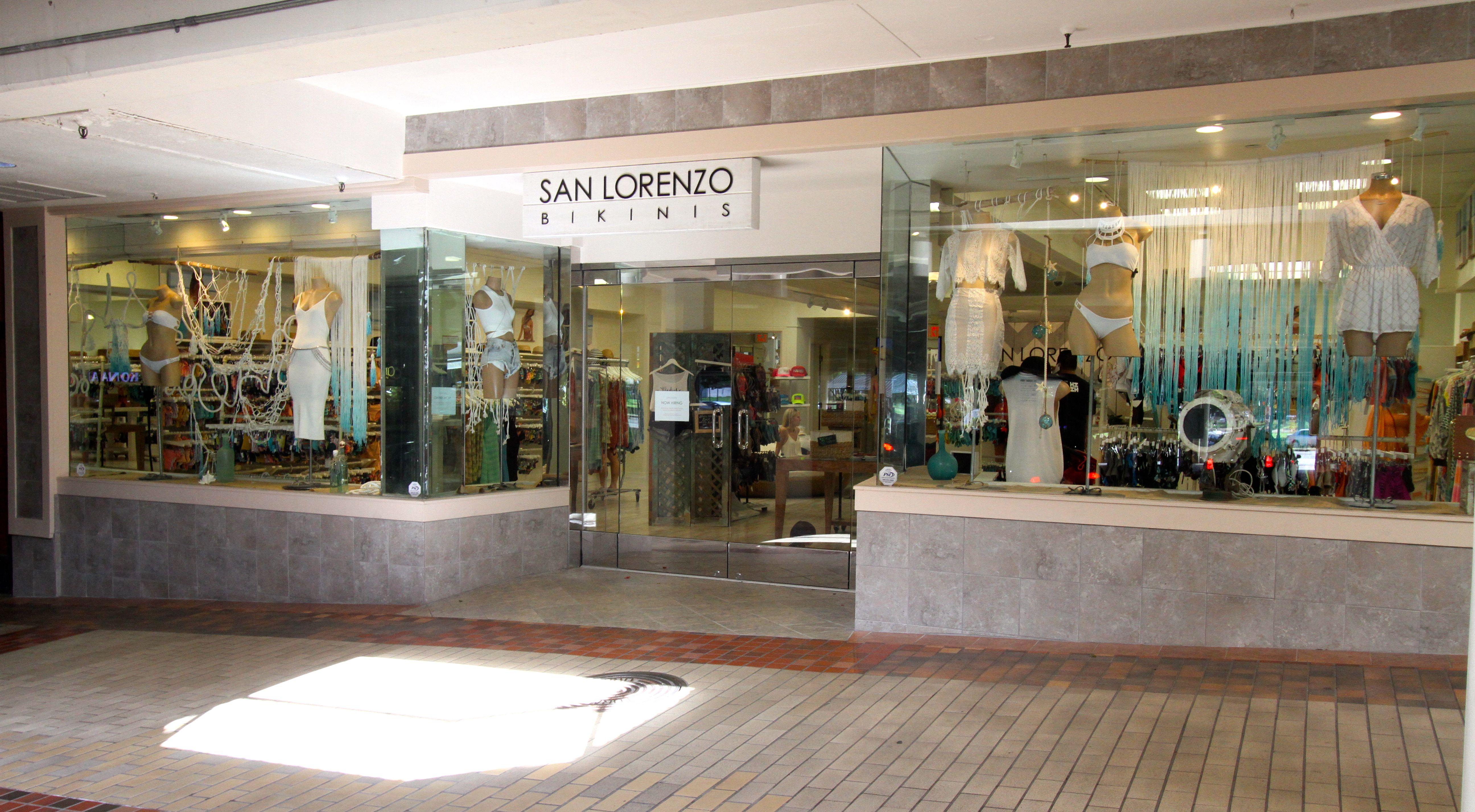San Lorenzo Bikinis Renovation
