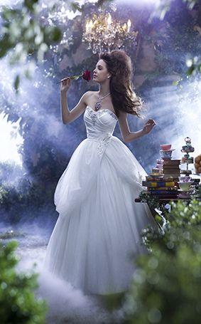 Meet the 2014 Disney's Fairy Tale Weddings Dress CollectionEver After Blog | Disney Fairy Tale Weddings and Honeymoon
