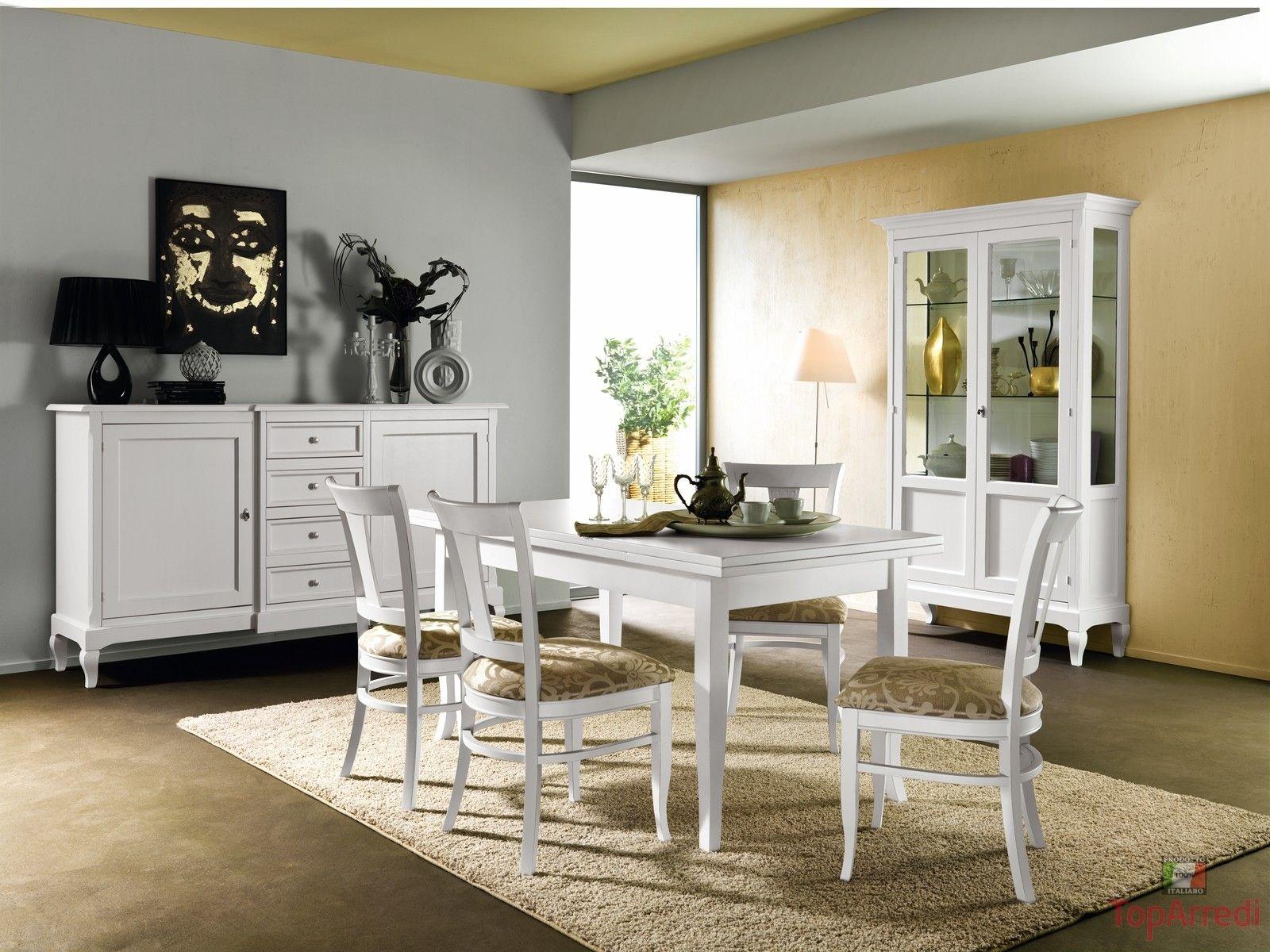 Credenza Per Sala Pranzo : Credenza bianca antiques set sala da pranzo e emejing mobile per in