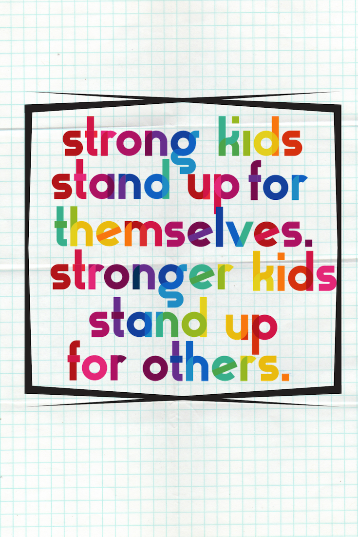 Anti Bullying Quote For Kids Bullying Quotes Anti Bully Quotes Inspirational Quotes Motivation