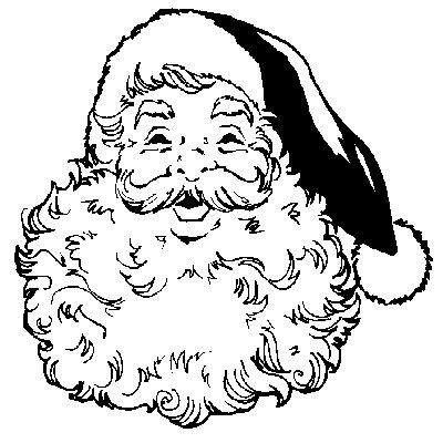 kp kerstman gezicht 03 jpg kerstman kerst gezicht