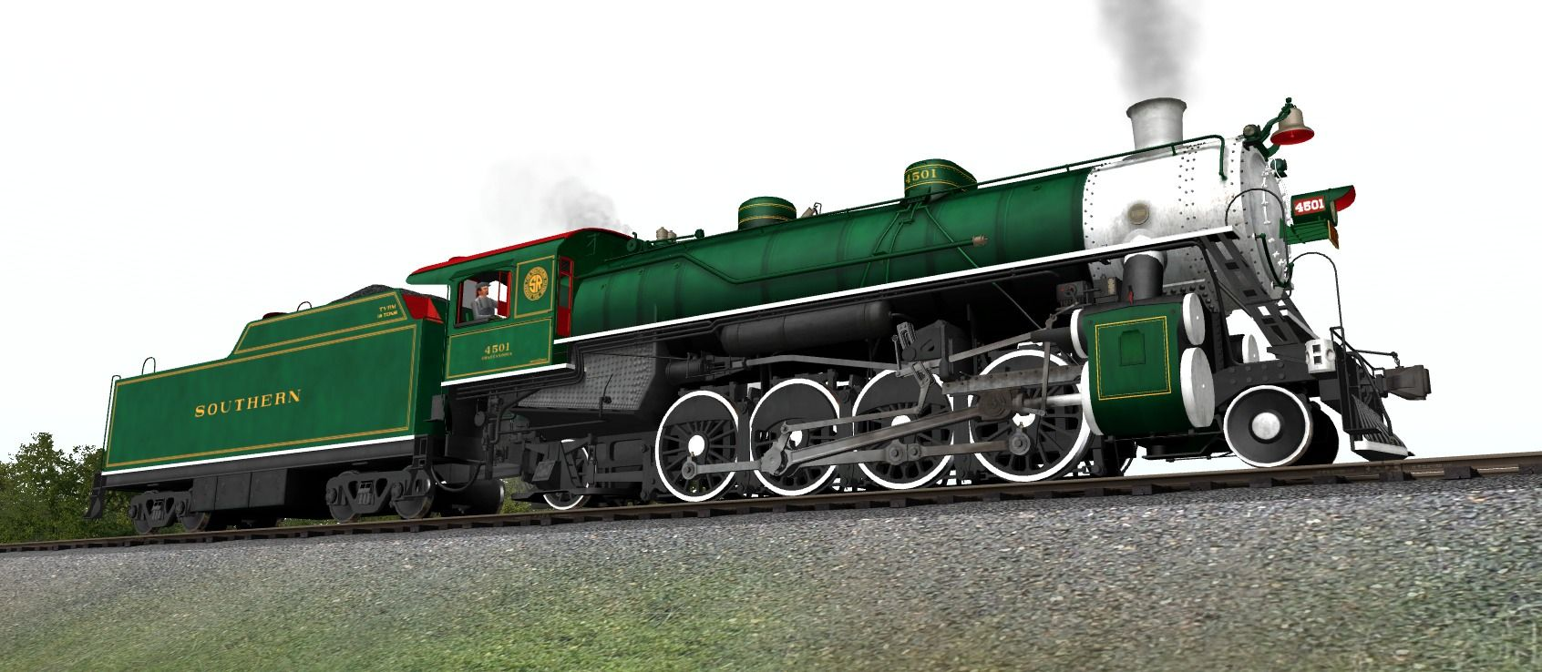 K&L Trainz Steam Locomotive pics! - Page 51 | Trainz Simulator Fever