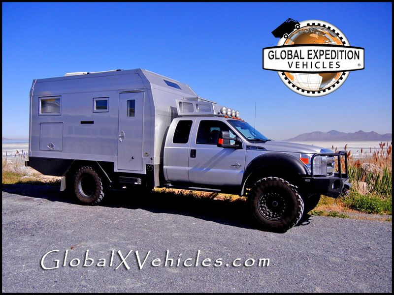 GXV Turtle Offroad RV   Global Expedition Vehicles