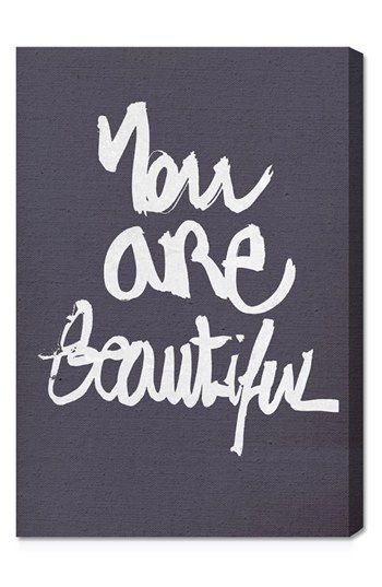 Free Shipping And Returns On Oliver Gal 'You Really Are' Wall Art At Inspiration Christian Statements Decorative Designs
