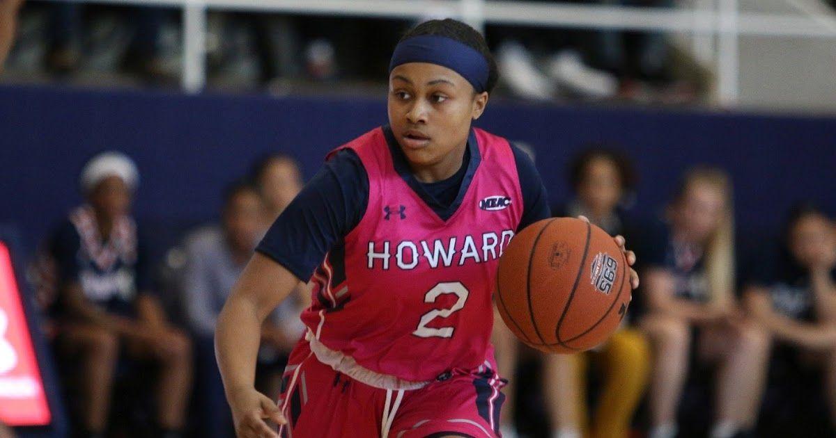 NCAA Basketball Thorpe, Warren Guide Howard Women's