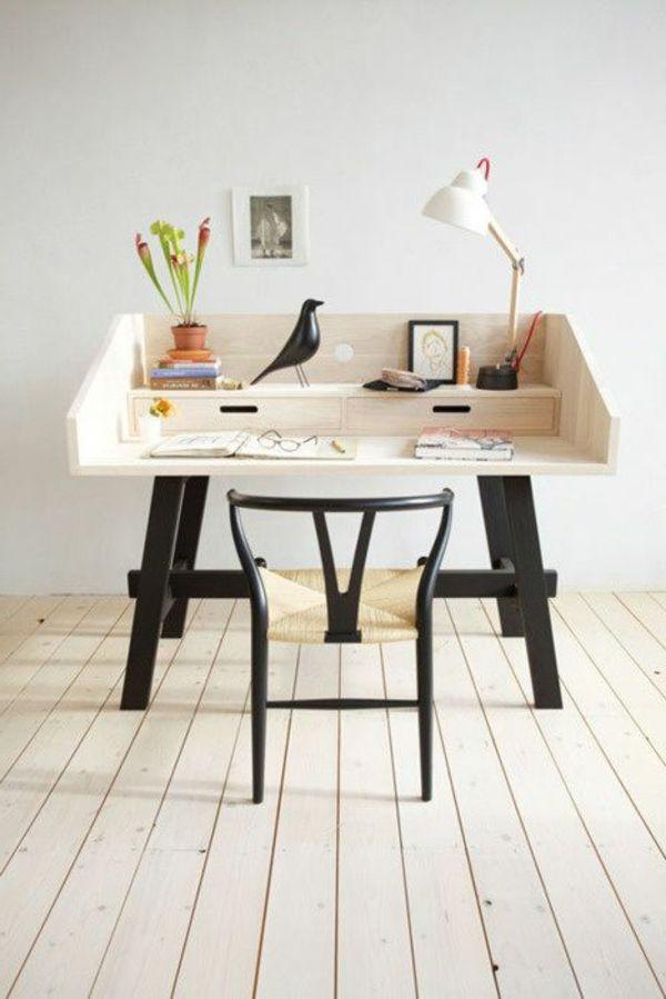 Schreibtisch Funktional Stuhl Modernes Design