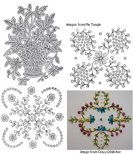Bead Embroidery Patterns Free Download Image Collections