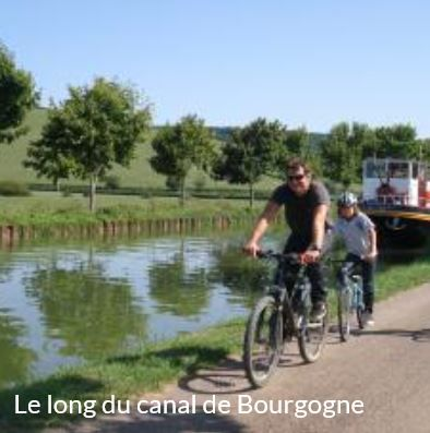 Ballades à vélo