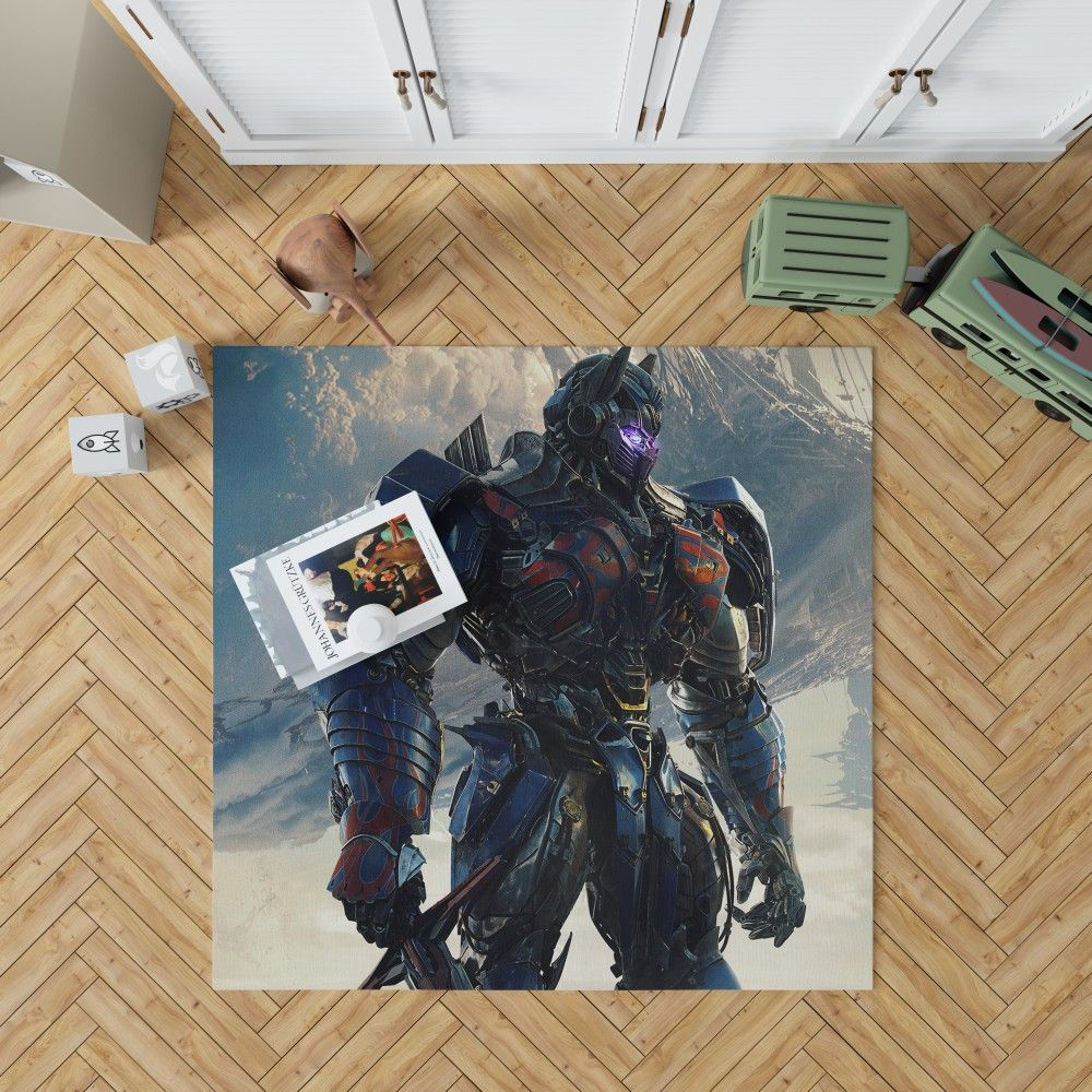 Bettwäsche Transformers Transformers The Last Knight Sci-fi Thriller Movie Optimus Prime Bedroom Living Room Floor Carpet Rug | Ebeddingsets | Sci Fi Thriller, Rugs On Carpet, Thriller Movie