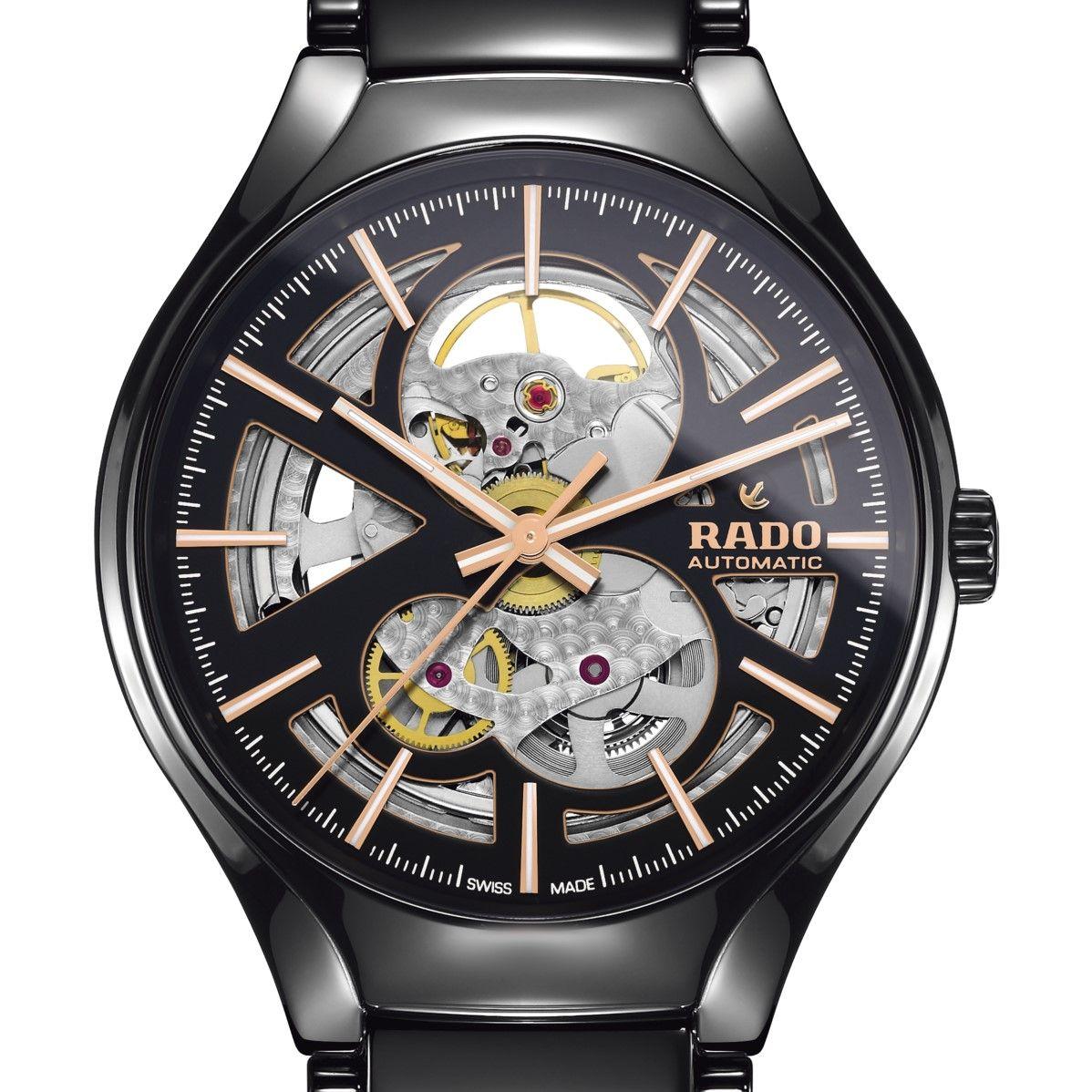 Rado True Open Heart Automatic Watch Ablogtowatch Automatic Watch Watches Automatic