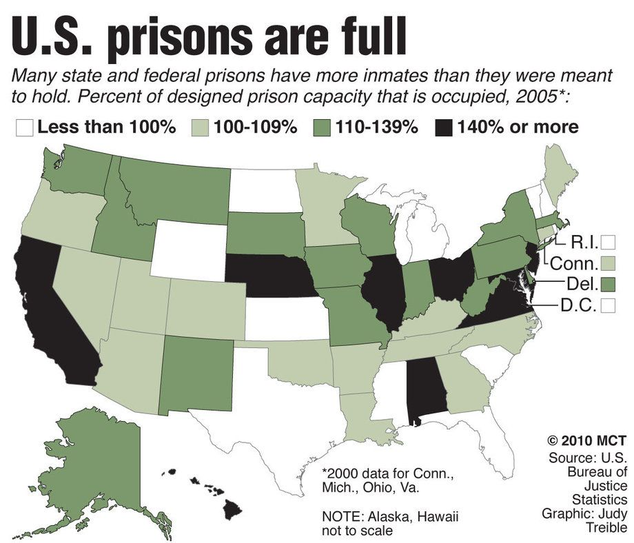 prison overcrowding causes and solutions fix problem Americans must demand better access to prisons  that the closed nature of  prisons remains a serious problem in this country  every american prison is, of  course, severely overcrowded and,  there is no reason for us to make this  faustian bargain, and countless, human, reasons why we must not.