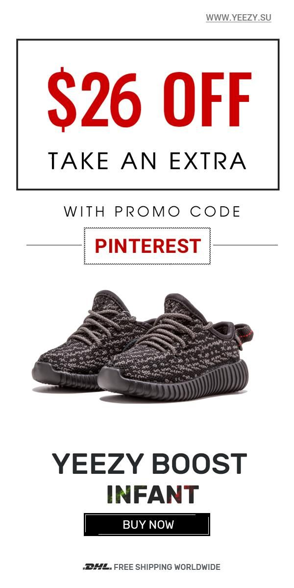 a341159f3111a How to get Cheap Adidas Yeezy Boost 350 INFANT Pirate Black online   sneakers  fashion