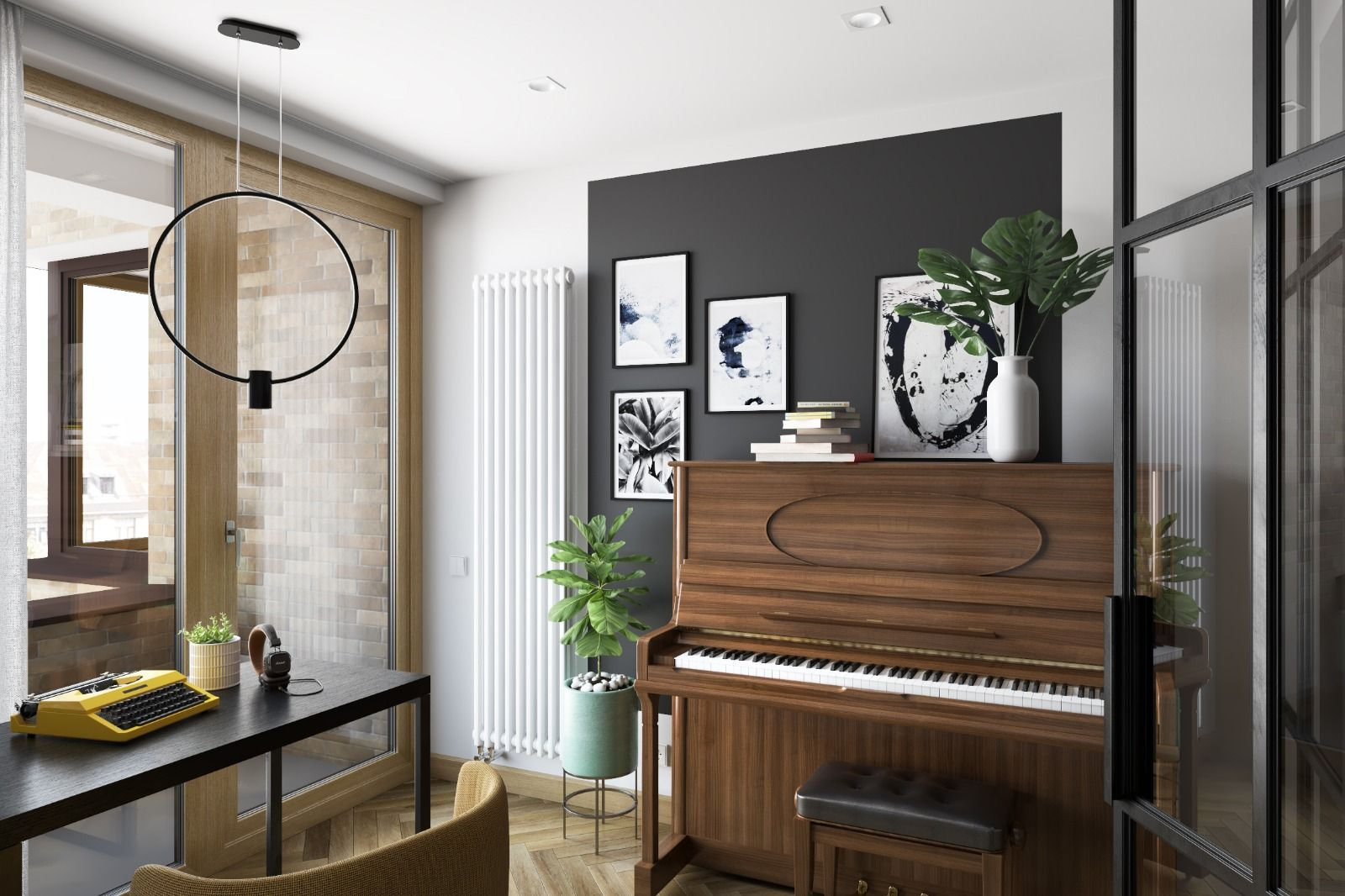 Modern Living Room With Piano Ideas Piano In Living Room Decorating Ideas Scandinavian Inte Living Room With Piano Piano Interior Design Piano In Living Room Living room ideas piano