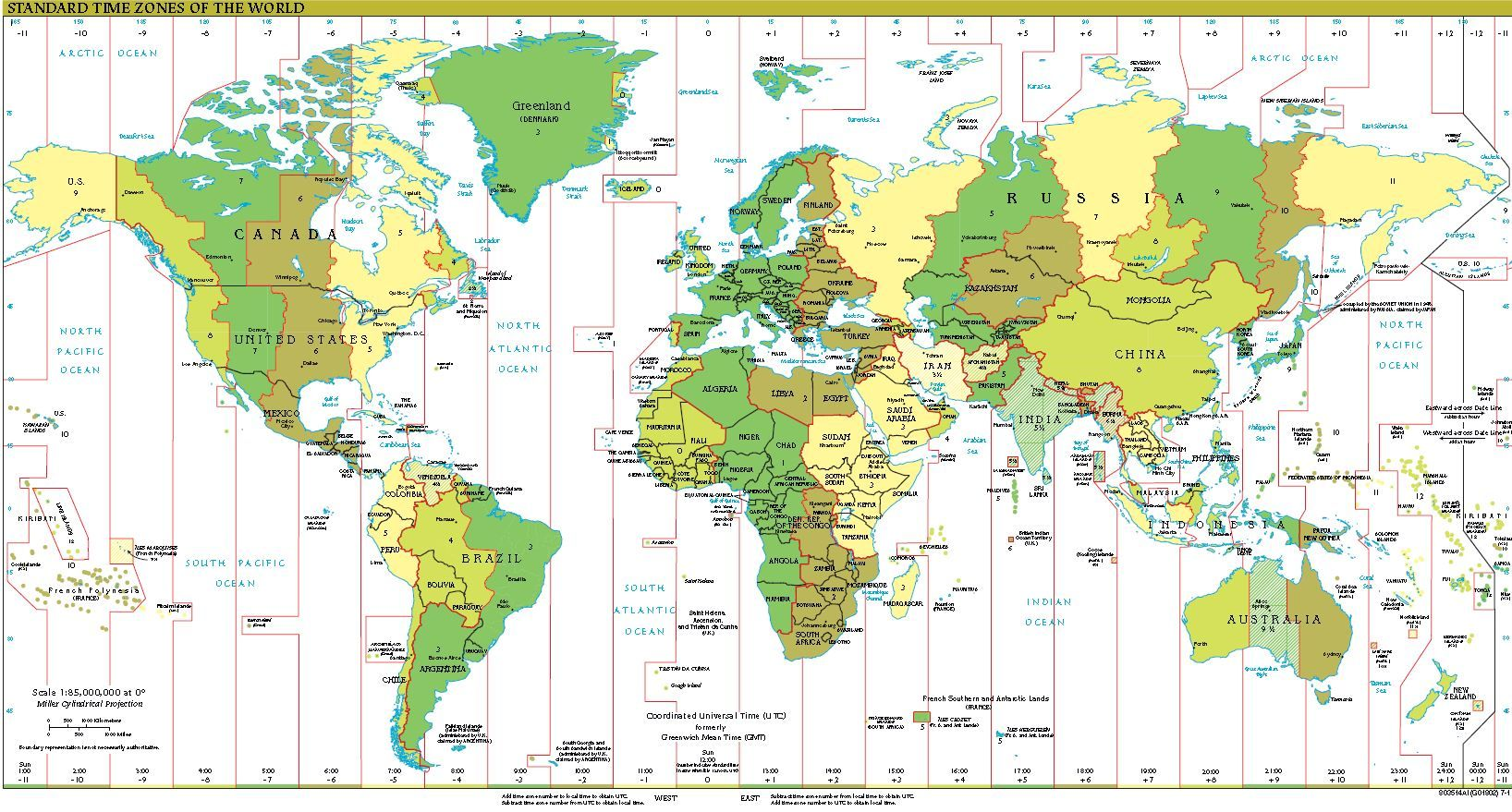 Time Zones Are Important When You Are Planning Your Travel
