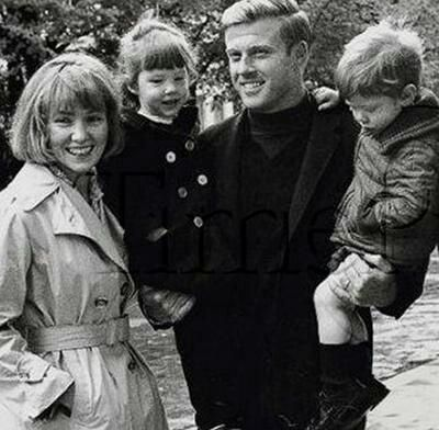 26f73b6d115 The Redford family