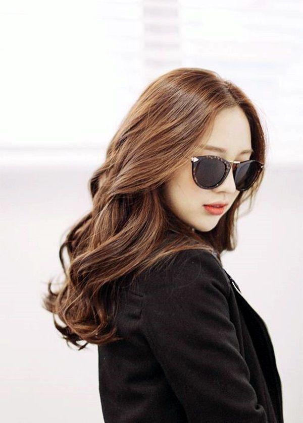 40 Tempting Hair Color Ideas For Women Korean Hair Color Hair