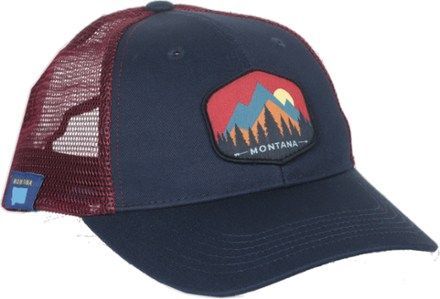 Montana Trucker Hat in 2019   Products   Hats, Montana