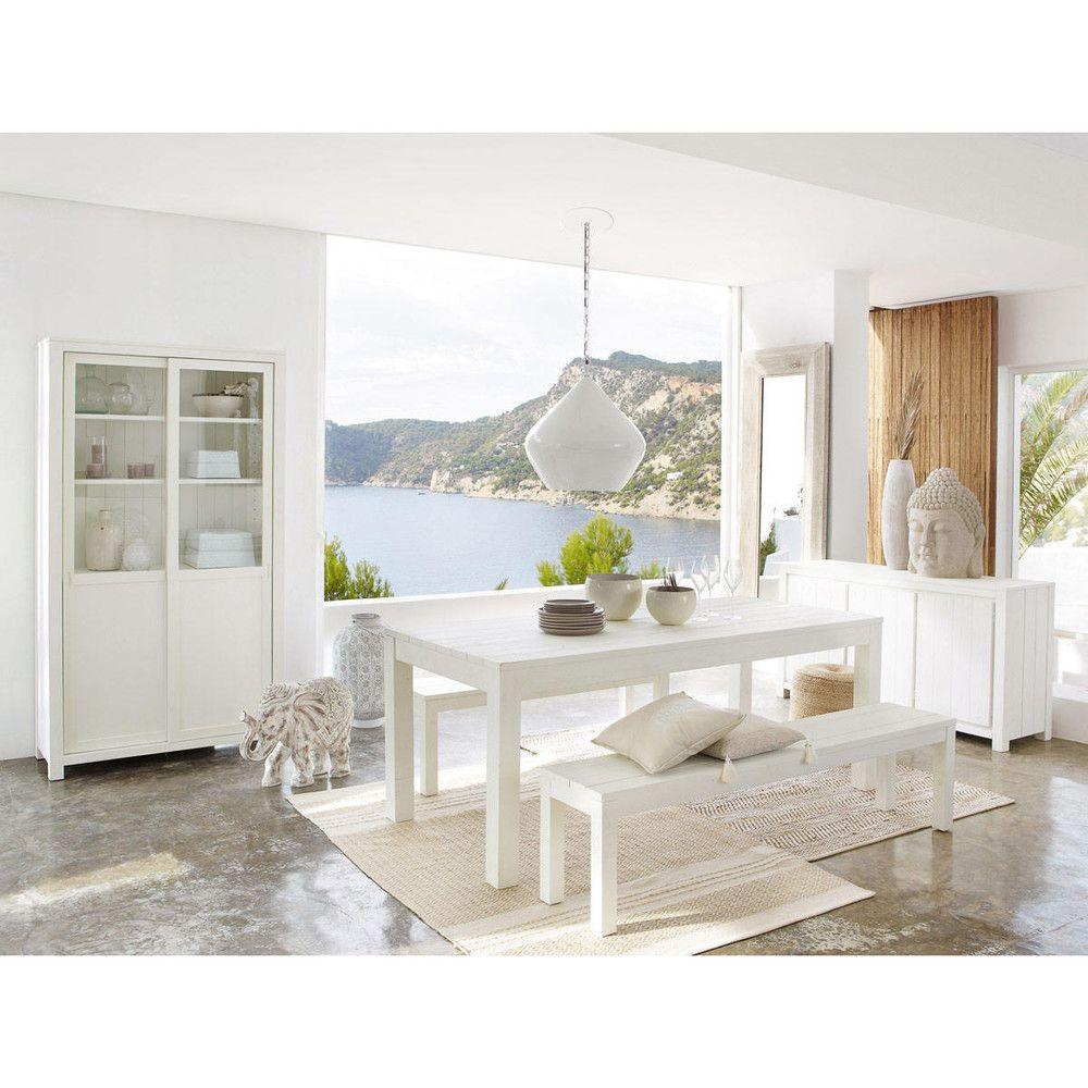 Maison Du Monde Tavoli Da Pranzo.Tavoli E Bar Casetta In 2019 Pine Dining Table Home