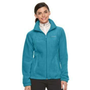 Women's Columbia Three Lakes Fleece Jacket  SALE $29.99