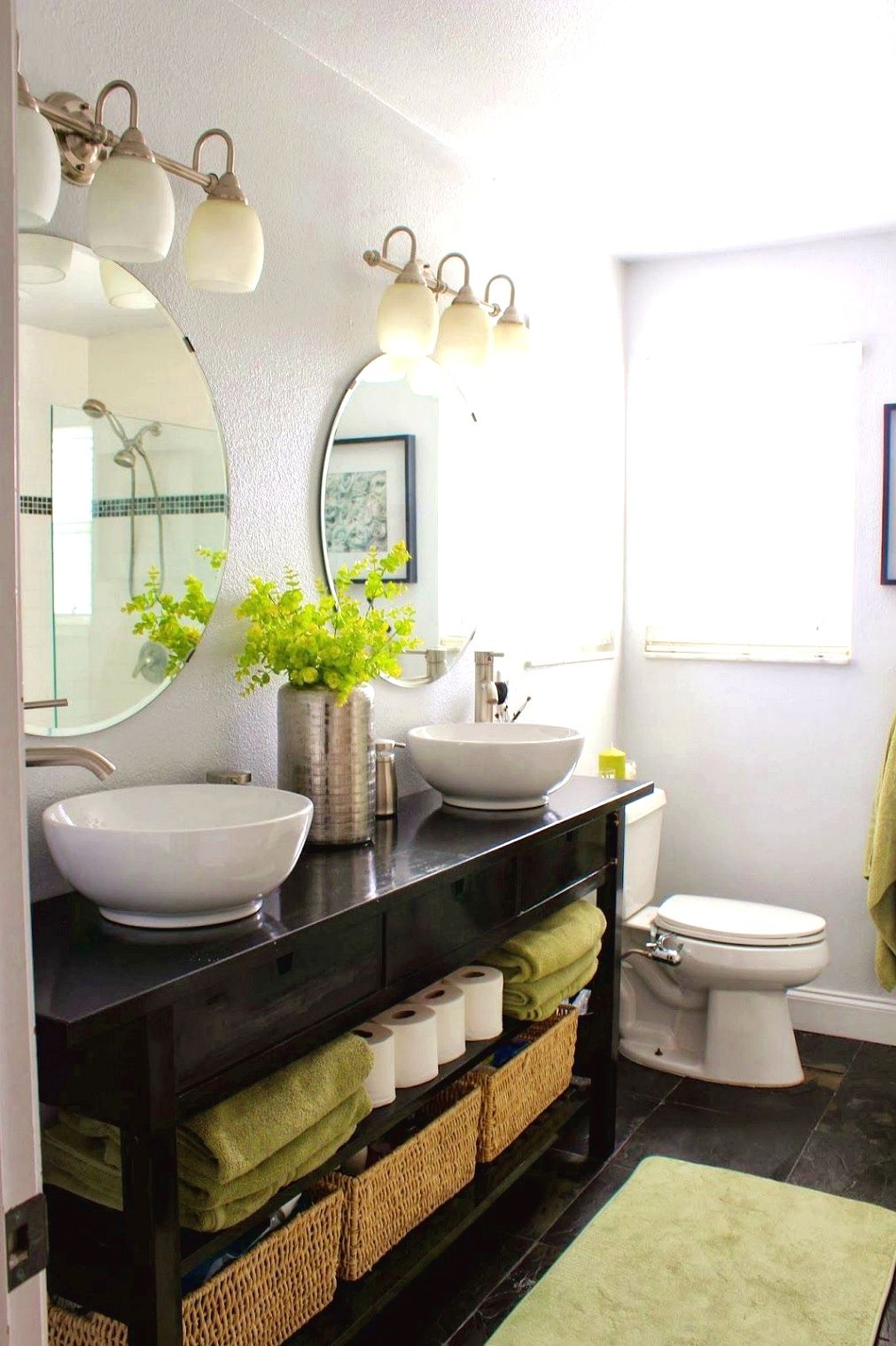 Bathroom Decorating Tips Decor By Daisy Small Bathroom Vanities Rustic Bathroom Vanities Bathrooms Remodel