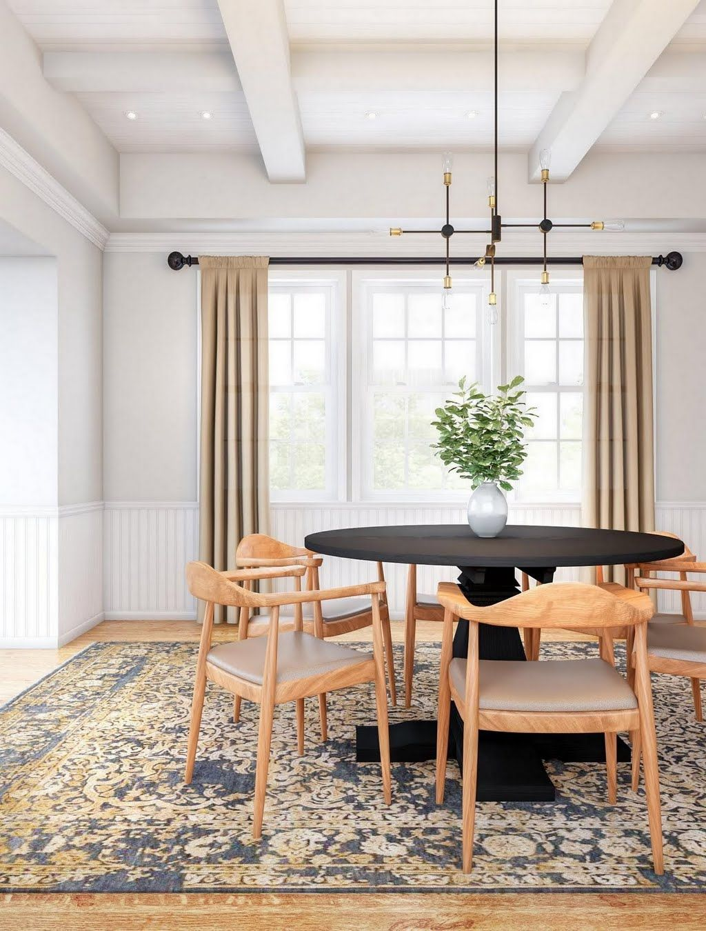 Shop our Dining Room Department to customize your Modern