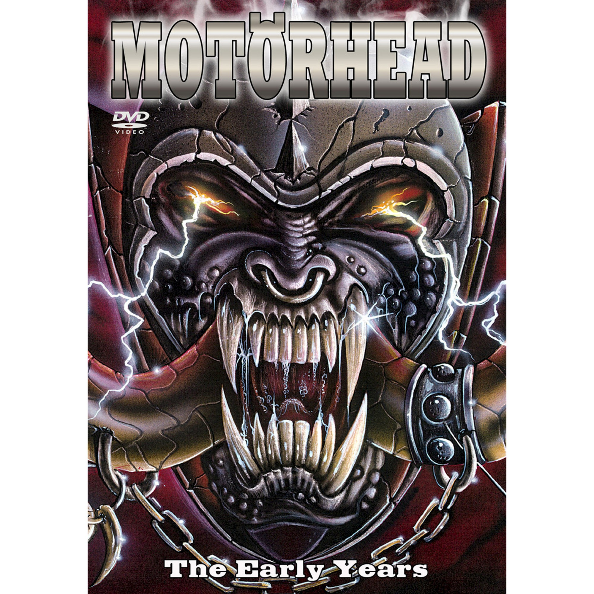 Early years:Motorhead (Dvd)