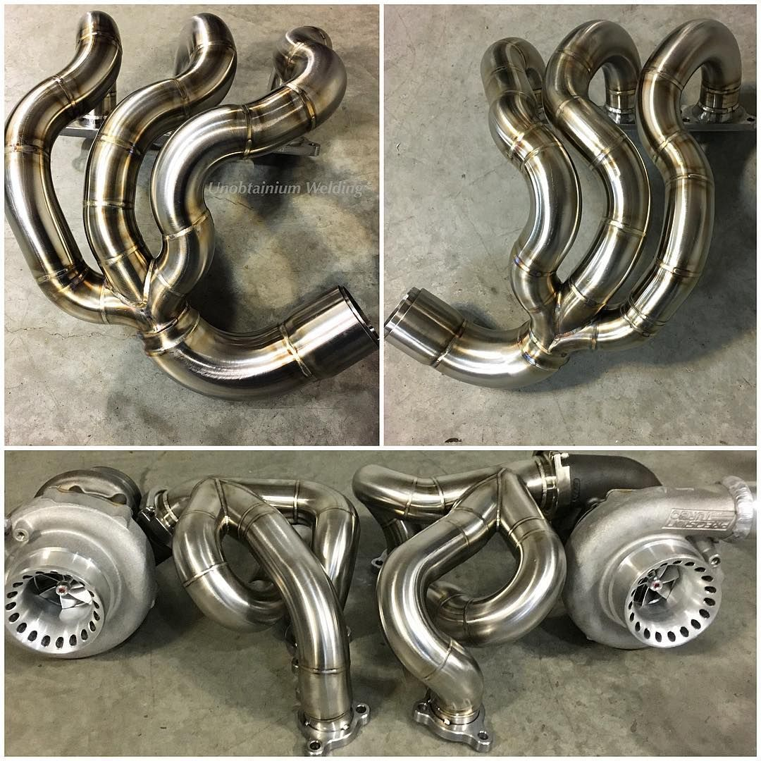 Pin by Detroit Tube Products on Custom Exhaust Pipes