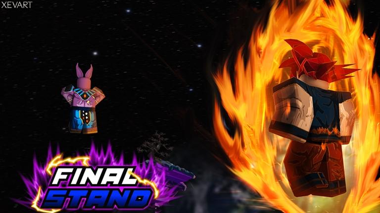 Dragon Ball Z Final Stand Roblox (Có hình ảnh)