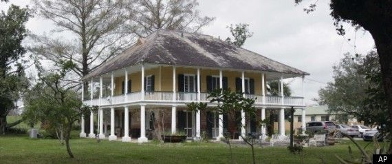 Southern Plantation Homes For Sale