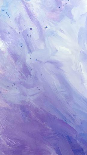 Purple Paint Strokes Iphone 6 Wallpaper In 2020 Marble Wallpaper Phone Purple Wallpaper Phone Watercolor Wallpaper
