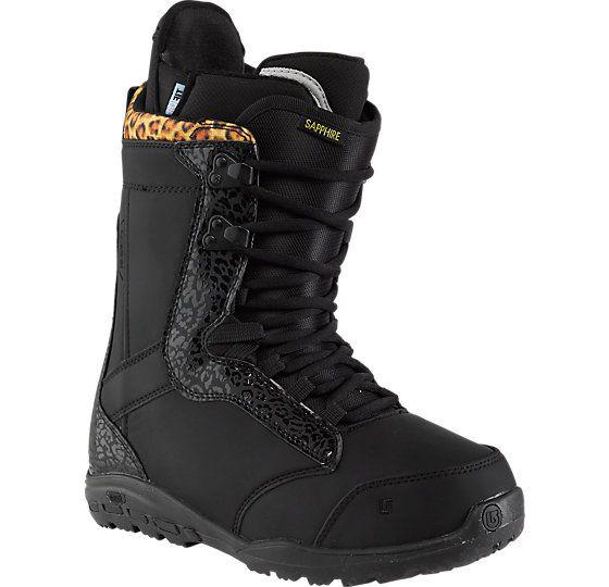 Sapphire Snowboard Boot - Burton Snowboards